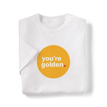 Picture of You're Golden Tee