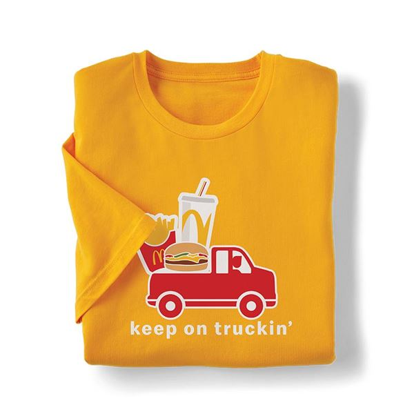 Picture of Keep On Truckin' Tee