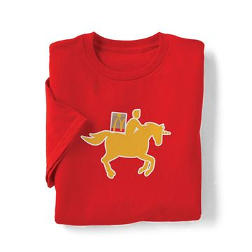 Picture of McDelivery Unicorn Tee