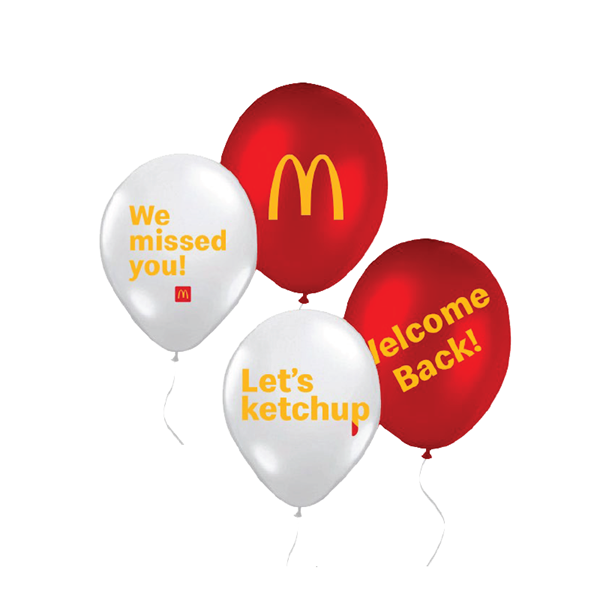 Picture of Welcome Back Balloons - 48 per Pack