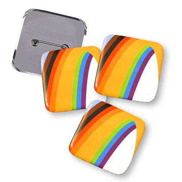 Picture of Pride Buttons - 10 per Pack