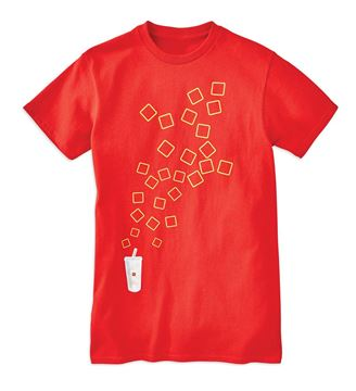Picture of Ice Cube Red Tee