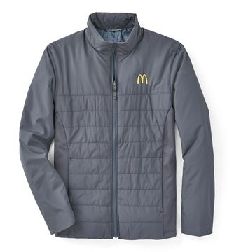 Picture of Mens' Arches Insulated Grey Jacket