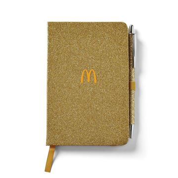 Picture of Arches Glitter Notebook & Pen Set