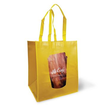 Picture of McCafe Laminated Tote