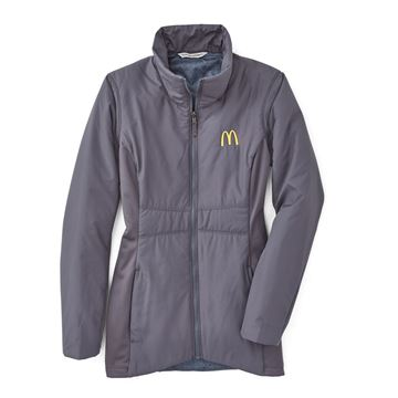Picture of Ladies' Arches Insulated Grey Jacket