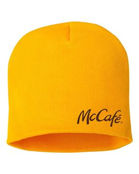 Picture of McCafe Golden Beanie