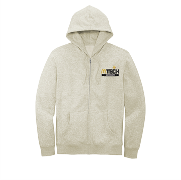 Picture of MTECH Full Zip Hoodie