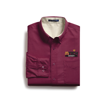 Picture of MTECH Long Sleeve Button Down Shirt