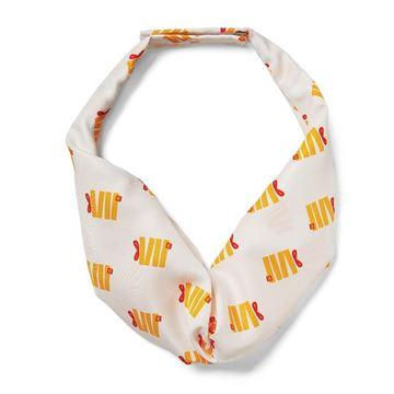 Picture of Ladies Jumble Fries Present Tie