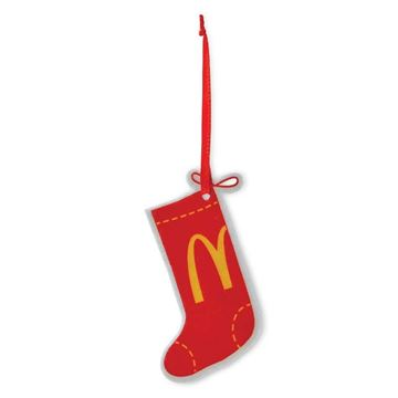 Picture of Arches Stocking Felt Ornament