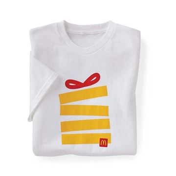 Picture of Jumble Gift Tee (White)