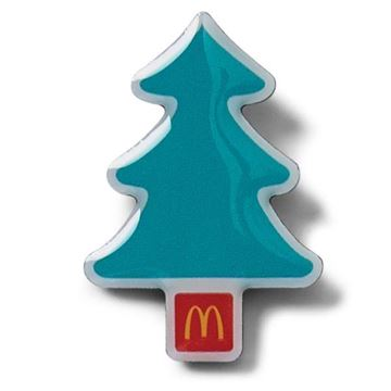 Picture of Holiday Token Tree Pin